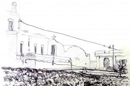 Grèce - Vue du port de Naxos