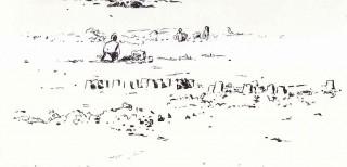 Luc Sur Mer - La plage