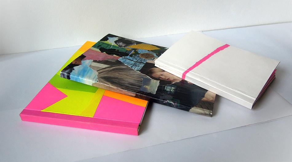 Reliure, carnets format A5 et A6